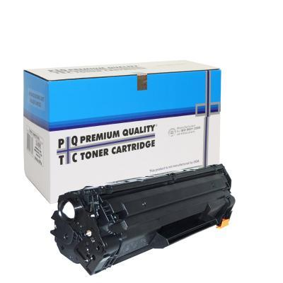 HP - Ideal Distribuidora - Toner HP CB435A | 35A Preto 1.5k Compatível