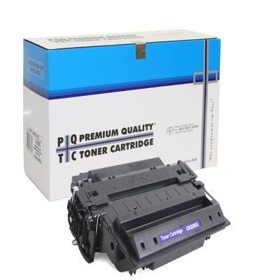 HP - Ideal Distribuidora - Toner HP CE-255X/P-680X/H-601/P-605 X Preto 10k Compatível