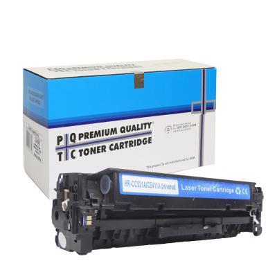 HP - Ideal Distribuidora - Toner HP CE411A | 305A | CB531 | CF381 Ciano 2k Compatível